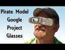 """Những """"thảm họa""""  hài hước khi sử dụng kính Google Glass"""