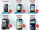 Điểm qua những dòng điện thoại giảm giá mạnh của Huawei
