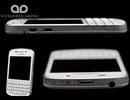 BlackBerry Q10 đính kim cương giá hơn 630 triệu đồng