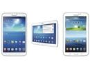 """Galaxy Tab 3 """"lên kệ"""" từ 7/7, giá gần 4 triệu đồng"""