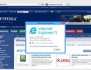 """Microsoft ra bản thử nghệm """"siêu tốc"""" Internet Explorer 11 trên Windows 7"""