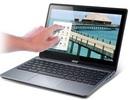 Acer lần đầu ra mắt laptop màn hình cảm ứng chạy Chrome OS
