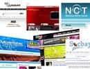 """Ba website nghe nhạc trực tuyến lớn bị """"tố"""" vi phạm bản quyền"""