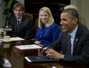 """Tổng thống Mỹ """"triệu hồi"""" hàng chục đại gia công nghệ"""