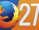 Firefox 27 trình làng, nhanh hơn và an toàn hơn