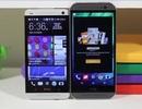 """HTC One M8 có gì vượt trội so với One """"đời đầu""""?"""