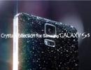 """Samsung """"úp mở"""" phiên bản Galaxy S5 đặc biệt với lớp vỏ bằng pha lê"""