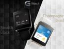 LG hé lộ loạt hình ảnh mới đồng hồ thông minh G Watch