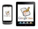 Google phát hành miễn phí bộ ứng dụng văn phòng cho Android và iOS