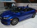 Honda Civic Coupe mới chính thức ra mắt
