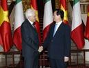 Italia coi Việt Nam là đối tác quan trọng hàng đầu của mình ở khu vực