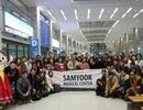 Hỗ trợ dành cho đoàn khách du lịch khen thưởng đi Hàn Quốc năm 2016