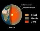 Phát hiện lớp mới trong lòng Trái đất