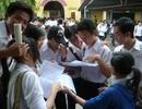 Nhiều trường đại học đã công bố mức điểm xét tuyển 2015
