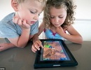 Trẻ em ngày càng xa rời ti vi