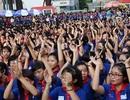 """Gần 53.000 sinh viên tình nguyện tham gia """"Tiếp sức mùa thi"""" 2015"""