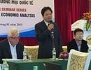 Tổ chức thành công khóa học phân tích chính sách kinh tế và thương mại quốc tế