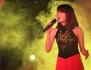 """Bạn trẻ thành Vinh """"cháy"""" cùng hội thi hát karaoke"""