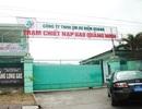 """Thêm sai phạm """"động trời"""" từ vụ """"gas bẩn"""" của công ty Điện Quang"""