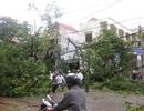 11 người chết và mất tích, 90 người bị thương sau bão số 8