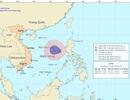 Áp thấp nhiệt đới mạnh thành bão trên biển Đông