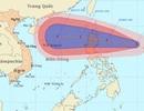 Áp thấp nhiệt đới đi vào đất liền sẽ đổi hướng rồi suy yếu