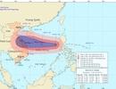 Bão số 11 hướng vào ven biển miền Trung