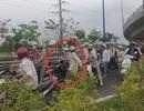 Va chạm xe, người đàn ông hành hung nữ sinh viên trên đường