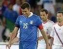 """Hàng thủ Italia lại """"thủng"""" trước thềm Euro 2012"""