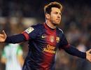 """Lionel Messi - """"Sát thủ"""" nguy hiểm nhất thế giới năm 2012"""