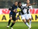 Gục ngã trước Parma, Inter lỡ cơ hội bám đuổi Juventus