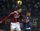 Balotelli vô duyên, AC Milan ngậm ngùi chia điểm cùng Inter Milan