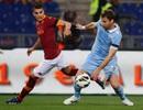 Totti lập công, Lazio hòa AS Roma trong trận derby máu lửa