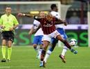 Thắng nhọc nhằn Sampdoria, Milan tạm thời thoát khỏi khủng hoảng