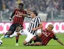 """Juventus ngược dòng hạ AC Milan trong """"cơn mưa bàn thắng"""""""