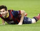 Dính chấn thương, Messi tự thua ở cuộc đua Quả bóng vàng?