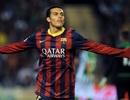 Tiền vệ Barca ủng hộ C.Ronaldo, phản pháo Sepp Blatter