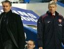 """Arsene Wenger: Cứ gặp Mourinho là """"cóng"""""""