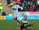"""Lý do Rooney """"mất tích"""" trong trận đấu với Norwich"""