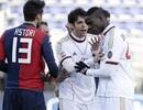 Ngược dòng khó tin, AC Milan nối dài ngày vui dưới thời Seedorf