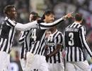Juventus hủy diệt Sampdoria trong cơn mưa bàn thắng