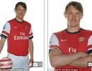 Arsenal bất ngờ có được tân binh trong ngày cuối chợ Đông