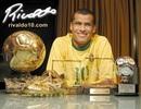 Rivaldo chính thức giải nghệ ở tuổi 41