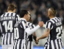 Người hùng Tevez mang về chiến thắng cho Juventus