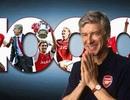 Arsene Wenger thay đổi ra sao trong 18 năm qua?