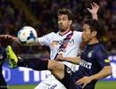 Inter chia điểm tiếc nuối với Bologna trong cơn mưa bàn thắng