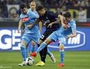 Inter và Napoli níu chân nhau trong trận cầu hấp dẫn