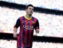 Messi chính thức trở thành cầu thủ lương cao nhất thế giới