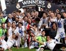 Real Madrid bội thu tiền sau chức vô địch Champions League