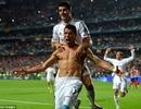 """C.Ronaldo """"phát điên"""" vì chức vô địch của Real"""